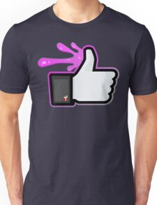 FACEBOOK X GHOSTBUSTERS (GB2 SLIMED) Unisex T-Shirt