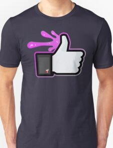 FACEBOOK X GHOSTBUSTERS (GB2 SLIMED) T-Shirt