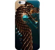 Knight of the dragon iPhone Case/Skin