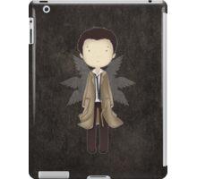 Supernatural cute CASTIEL iPad Case/Skin