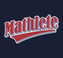 Mathlete by DetourShirts