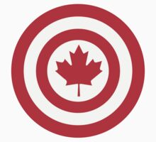 Captain Canada by DetourShirts