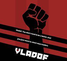 Vladof IPhone case by Sam Mobbs