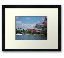 Grand Floridian Framed Print