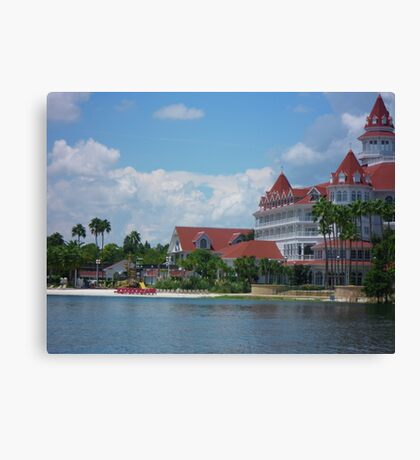 Grand Floridian Canvas Print