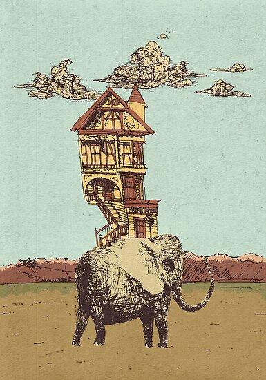 Nomade by Diego Verhagen