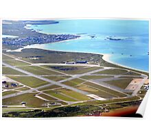 RAF Valley Airport Poster