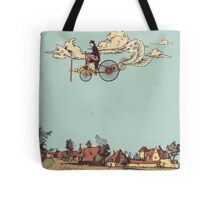 Steam FLY Tote Bag