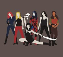 Women of the Whedonverse   | Unisex T-Shirt