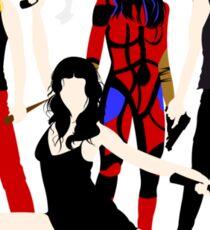 Women of the Whedonverse   Sticker