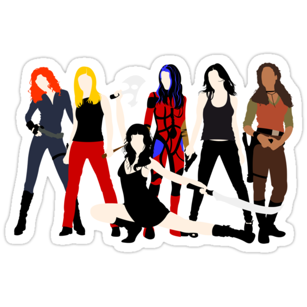 Women of the Whedonverse   by Tom Trager
