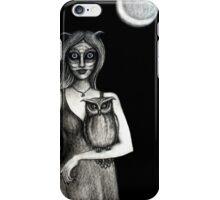 'Nocturnal' iPhone Case/Skin
