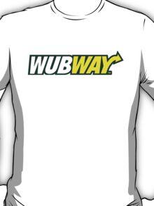 Wubway logo T-Shirt