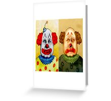 The Cakes Twins Greeting Card