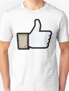 FACEBOOK X GHOSTBUSTERS (GB1) T-Shirt