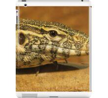 Monitor Lizard  iPad Case/Skin