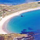 Silver Bay Beach by John Maxwell
