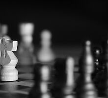 Chess Game - Your Move by cmcqphotography