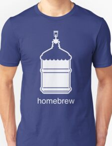 Craft Beer Homebrewing Icon Unisex T-Shirt