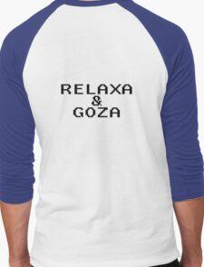 Relax Men's Baseball ¾ T-Shirt