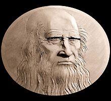 Leonardo da Vinci by John Darren Sutton