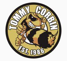TOMMY CORBIN EST. 1986 Baby Tee