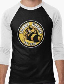TOMMY CORBIN EST. 1986 Men's Baseball ¾ T-Shirt