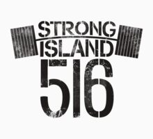 Strong Island 516 Barbell - Limited JC Edition by DesignedBySin