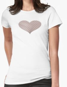 White at Heart  T-Shirt