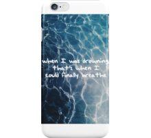 CLEAN II iPhone Case/Skin