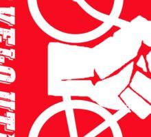 RE VELO UTION Sticker