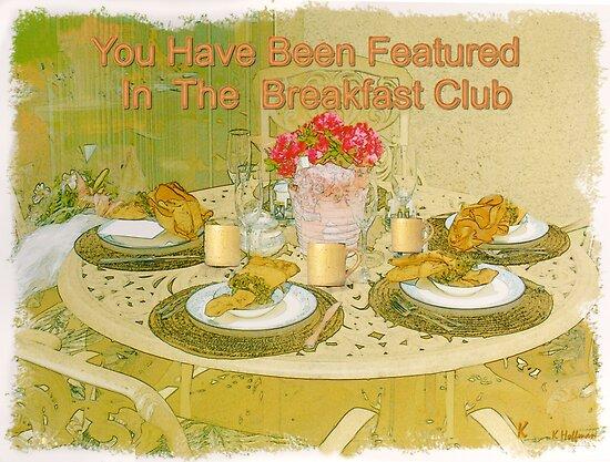 Breakfast Club by Kenneth Hoffman