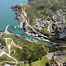 Amlwch Port Anglesey by John Maxwell