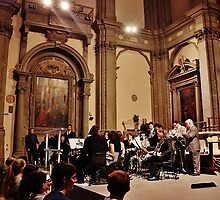 Jazz in Firenze by ClaudineAvalos