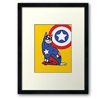 Capt. Americat Framed Print