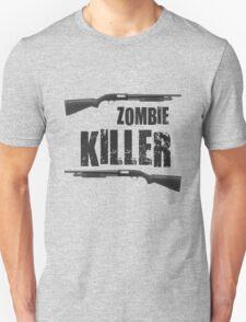 zombie killer shotgun Unisex T-Shirt