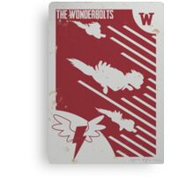 The Wonderbolts! Canvas Print
