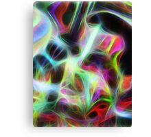 Seagal Abstract Canvas Print