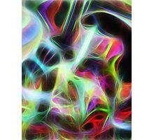 Seagal Abstract Photographic Print