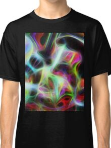 Seagal Abstract Classic T-Shirt