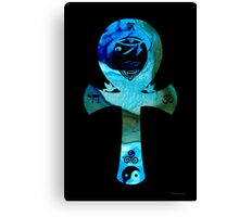 Unity 2 - Spiritual Artwork Canvas Print