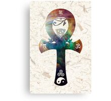 Unity 9 - Spiritual Artwork Canvas Print