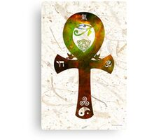 Unity 11 - Spiritual Artwork Canvas Print