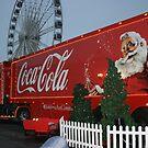Coca cola truck stop by Profo Folia