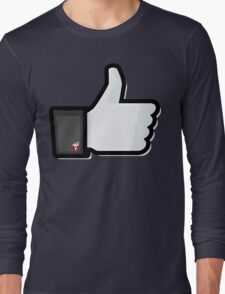 FACEBOOK X GHOSTBUSTERS (GB2) Long Sleeve T-Shirt