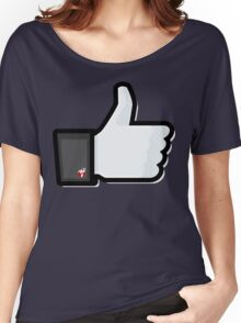 FACEBOOK X GHOSTBUSTERS (GB2) Women's Relaxed Fit T-Shirt