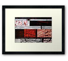 ROMANTIC PASSION Framed Print