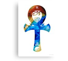 Unity 15 - Spiritual Artwork Canvas Print