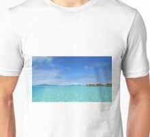Blue Paradise Unisex T-Shirt