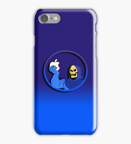 Skeletor Power iPhone Case/Skin